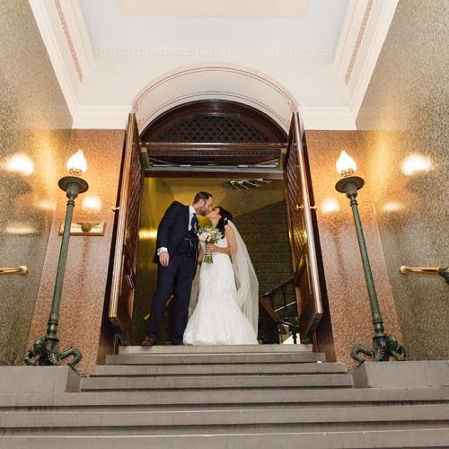 Weddings - The North Hall, St George's Hall