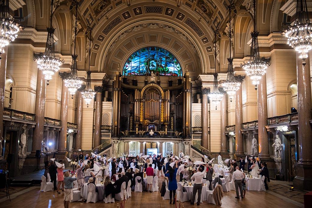 Wedding Ceremonies At St George S Hall Liverpool