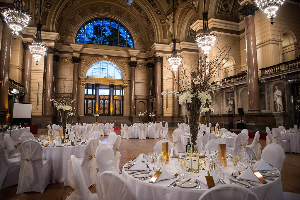 Wedding Ceremonies At St George S Hall Liverpool