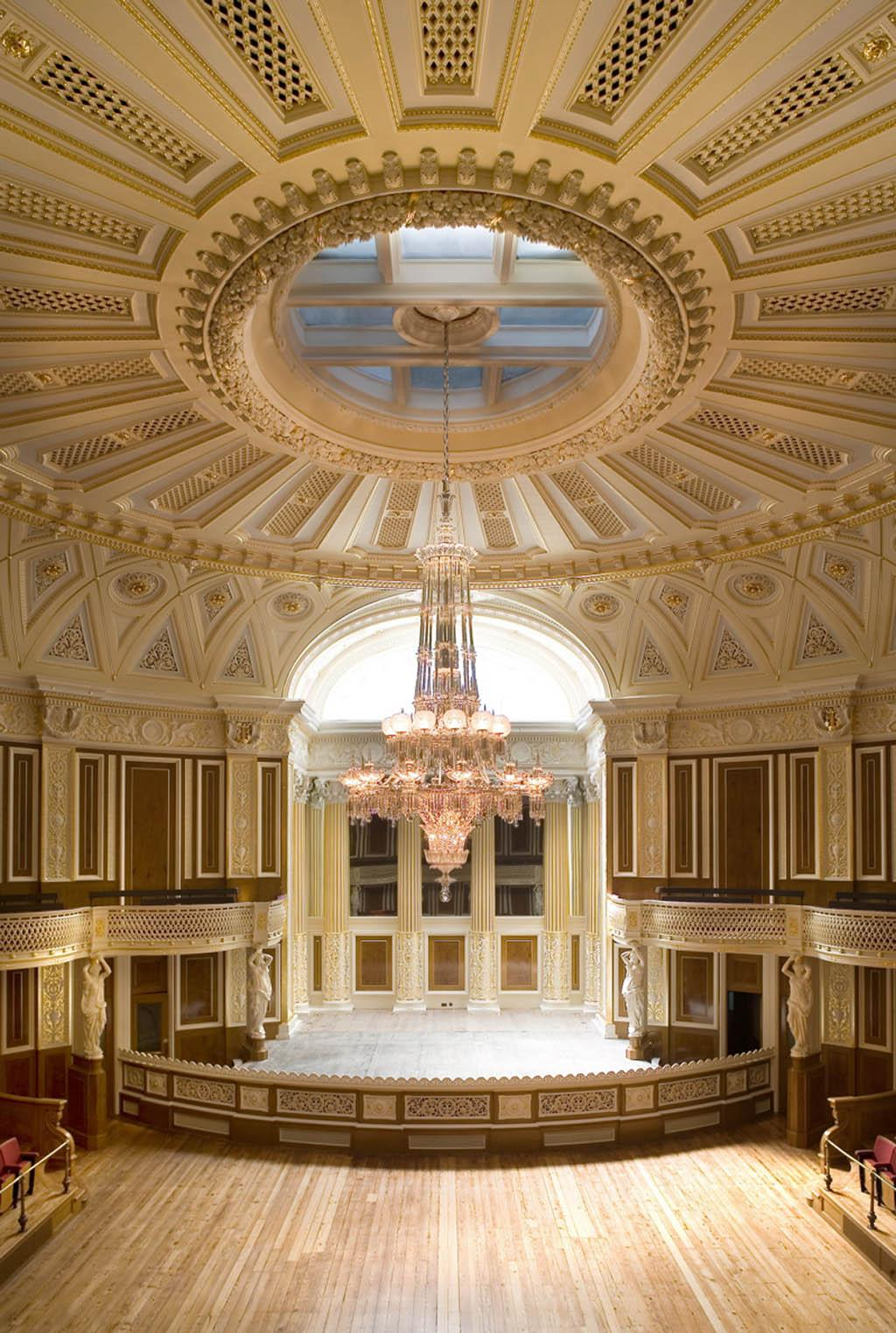 About Us St George S Hall