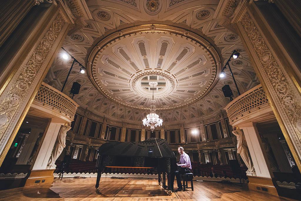 Weddings - St George's Hall Concert Room