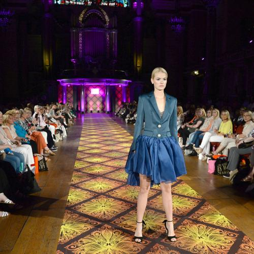 Clothes show St George's Hall