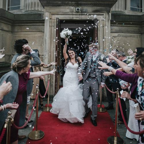 Weddings at St George's Hall