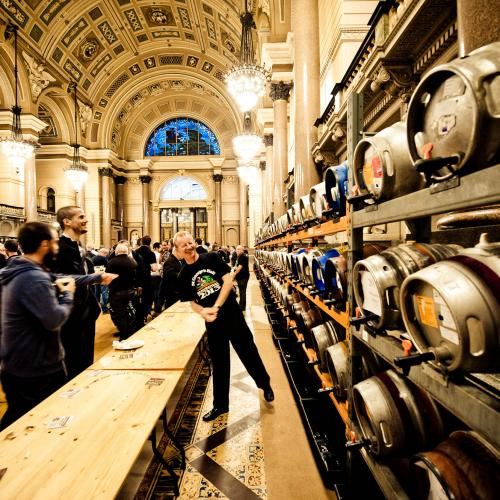 Beerfest St George's Hall