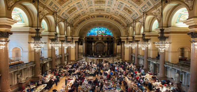 Liverpool Antiques and Collectors Fair