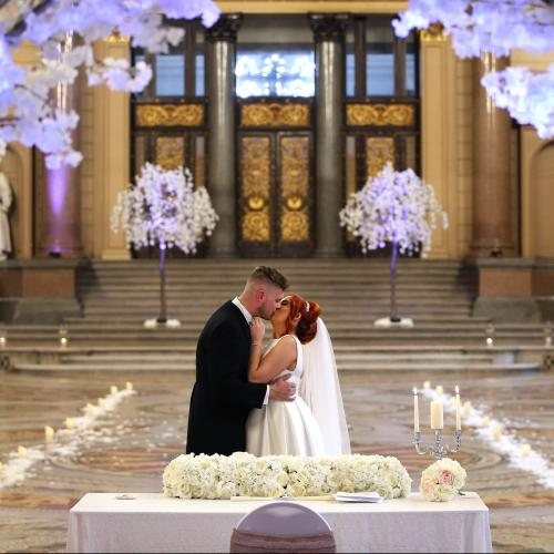 Weddings - The Minton Experience, the Great Hall