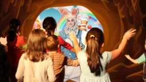 Easter Bunny Hunt LIVE - St George's Hall, Liverpool
