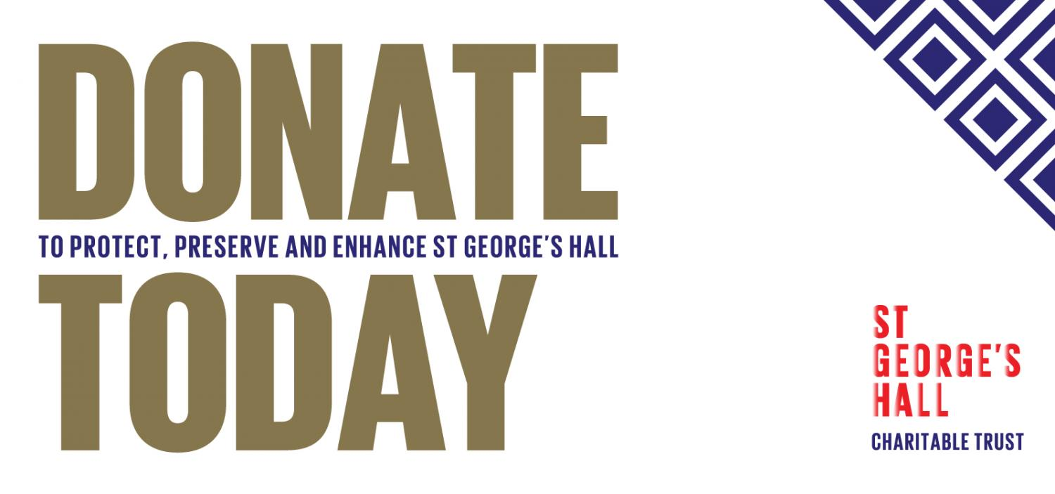 Donate to St George's Hall Charitable Trust today