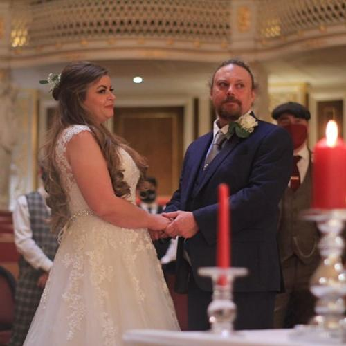 Weddings - St George's Hall Concert Room